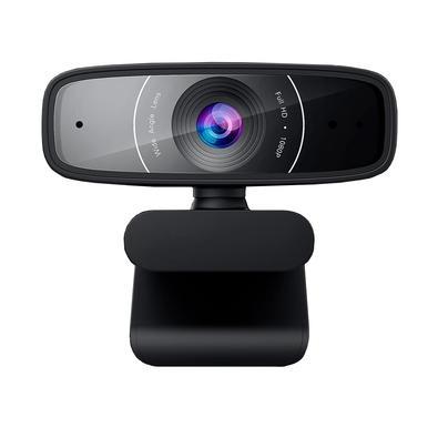 WebCam Asus C3, Full HD 1080p, 30fps, Rotação 360 Graus - 90YH0340-B2UA00