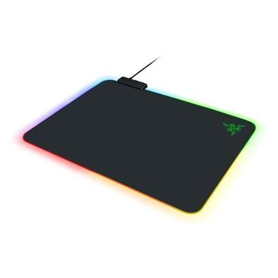 Mousepad Gamer Razer Firefly V2, Chroma, Control/Speed, Médio (355x255mm) - RZ02-03020100-R3U1