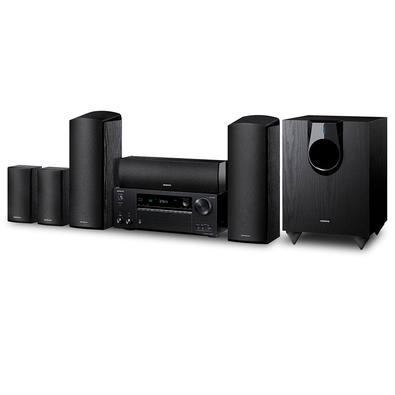 Home Theater Onkyo, 4K, 5.1.2 Dolby Atmos, DTS:X, 110V - HT-S7800