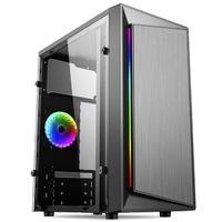 Computador Gamer Skill , AMD Ryzen 5 3400G 4.2Ghz, Radeon RX VEGA 11, 16GB DDR4, HD 2TB, SSD 120GB