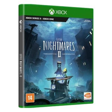 Jogo Little Nightmares 2 - Xbox 360 - Bandai Namco Games