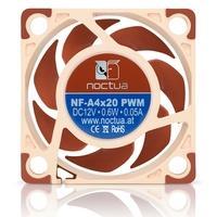 Cooler FAN Noctua 40mm, para PC, Marrom - NF-A4x20 PWM