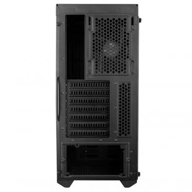 Gabinete Cooler Master MasterBox 600L, Mid Tower, 1x Fan Traseira, Preto - MCB-B600L-KANN-S02