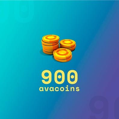 Gift Card Moeda para Jogo Avakin Life: 900 Avacoins - Produto Digital