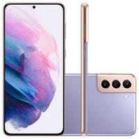 Smartphone Samsung Galaxy S21+ 5G, 128GB, RAM 8GB, Octa-Core, Câmera Tripla, Violeta - SM-G996BZVRZTO