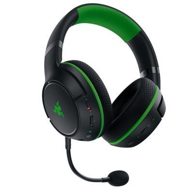 Headset Gamer Sem Fio Razer Kaira Pro, Bluetooth, Xbox Series e PC, Drivers 50mm - RZ04-03470100-R3U1