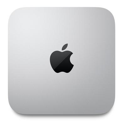 Mac Mini Apple Processador M1, 8GB, SSD 512GB, MacOS, Prata - MGNT3BZ/A