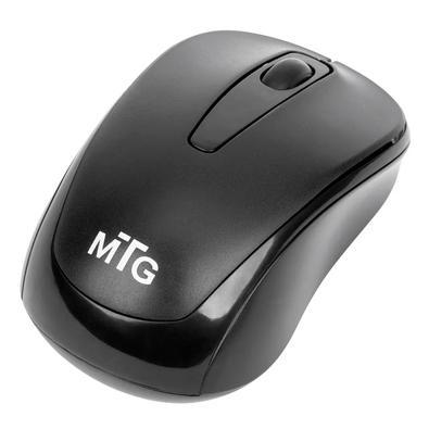 Teclado e Mouse Sem Fio Targus MTG, 1200DPI, Receptor USB 2.4GHz, Preto - AKM615PT