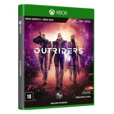 Jogo Outriders - Xbox One - Square Enix