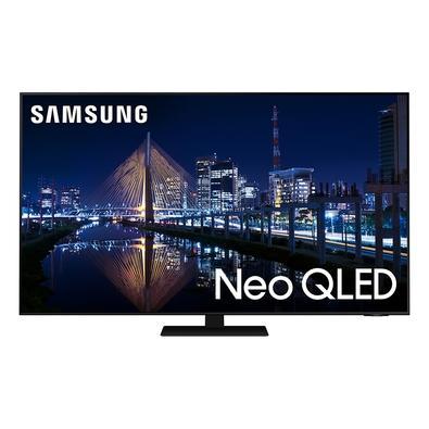 Smart TV Samsung 65´ 4K Neo QLED 65QN85A, Mini Led, 120hz, Processador IA, Tela Infinita, Design Slim, Alexa Built In - QN65QN85AAGXZD