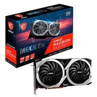 Placa de Vídeo MSI Radeon RX 6700 XT MECH 2X 12G OC, 16 Gbps, 12GB GDDR6, Dual Fan - 912-V398-002