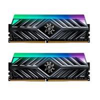 Memória XPG Spectrix D41 RGB, 16GB (2x 8GB), 3000MHz, DDR4, CL16, Cinza - AX4U30008G16A-DT41