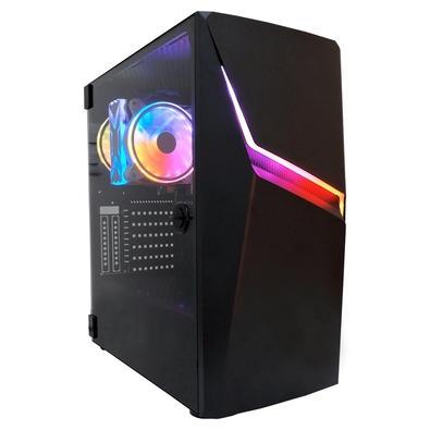 PC Gamer Concórdia Intel Core i5-9400F, 8GB, 1TB HD, 480GB SSD, Placa de Vídeo RX 550 4GB, Linux - 40531