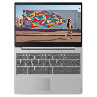 Notebook Lenovo Ideapad S145 AMD Ryzen 5-3500U, Radeon RX Vega 8, 12GB RAM, 1TB HD, Linux, 15,6´ HD, Prata - 81V7S00000