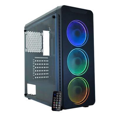 PC Gamer NTC Vulcano II, Intel Pentium G6400, 8GB RAM, SSD 240GB, Windows 10 Pro, Preto - 7155