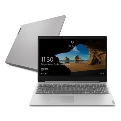 Notebook Lenovo S145 Intel Celeron N4020, 4GB, 500GB HD, 15.6´, Linux, Prata - 81WTS00100