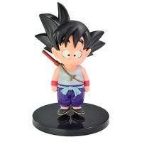 Action Figure Dragon Ball Son Goku, Bandai Banpresto - 21566/21567