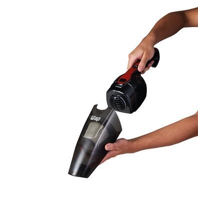 Aspirador de Pó Vertical e Portátil de Mão WAP Silent Speed 2 em 1 1000W, 220V - FW005872