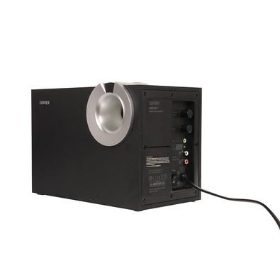 Caixa de Som Edifier com Subwoofer 34W RMS, Bluetooth, Bivolt, Preto - M201BT