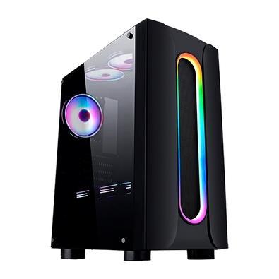 PC Gamer G-Fire AMD Athlon 3000G, 8GB (2x4GB), DDR4, SSD 120GB, RGB, Linux, Preto - HTG-R734