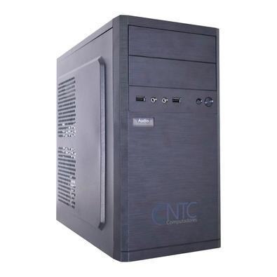 Computador NTC Intel Core i5-10400, RAM 4GB, SSD 120GB, Linux, Preto - NTC 8302