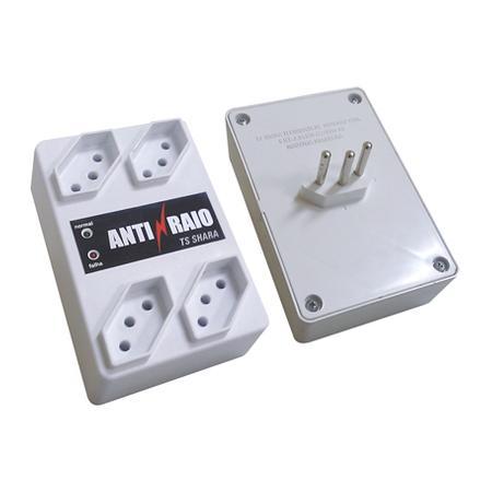 Filtro de linha TS Shara Anti-Raio Informatica - 127V/220V  610