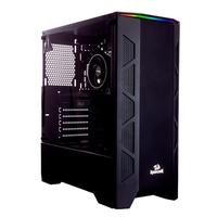PC Gamer Redragon Beowulf Intel Core i5-10400F, RAM 16GB, SSD 256GB, GTX 1650 4GB DDR6, Windows 10 (Versão de Testes) - 40101