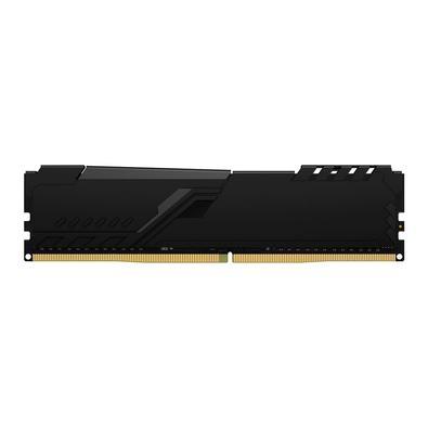 Memória Kingston Fury Beast, 8GB, 3733MHz, DDR4, CL19, Preto - KF437C19BB/8