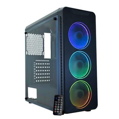 PC Gamer NTC VULCANO II Intel Core i7-10700, 8GB RAM, SSD 480GB, Linux - 7163