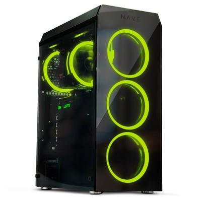 PC Gamer NAVE Órbita IAT11 Intel Core i7-10700KF, 16GB RAM, SSD 256GB, HD 1TB, Geforce GTX 1660 Super, Linux - DNi7V68F000