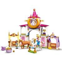 LEGO Disney Princess - Estábulos Reais de Bela e Rapunzel, 239 Peças - 43195