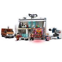 LEGO Super Heroes - O Combate Final dos Vingadores: Endgame, 527 Peças - 76192