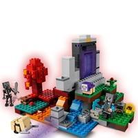 LEGO Minecraft - O Portal em Ruínas, 316 Peças - 21172