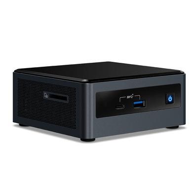 Mini PC NUC Intel Core i3-10110U, 4GB RAM, SSD 120GB, WiFi, Linux - NUC101104120
