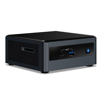 Mini PC NUC Intel Dual Core J4005, WiFi AC Dual Band, Bluetooth 5.0, HDMI - BOXNUC7CJYHNB