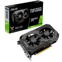 Placa de Vídeo Asus TUF NVIDIA Geforce GTX 1660 Ti 6G EVO Gaming, 6GB GDDR6, Preto - 90YV0CT8-M0NA00