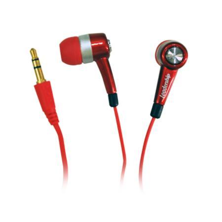 Fone de Ouvido Intra-auricular To-go Vermelho Leadership 9352