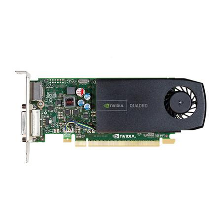 Placa de Vídeo VGA NVIDIA PNY Quadro 410 512MB DDR3 64Bits PCI-Express VCQ410