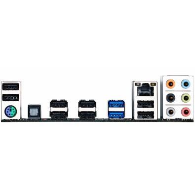 Placa-Mãe GIGABYTE p/ AMD AM3+ ATX GA-970A-D3P, CrossFireX, UEFI DualBIOS, DDR3, SATA 6Gb/s , USB 3.0