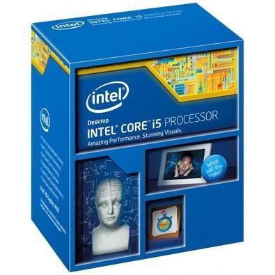 Processador Intel Core i5-4440 Haswell, Cache 6MB, 3.1GHz (3.3GHz Max Turbo), LGA 1150, Intel HD Graphics 4600 BX80646I54440