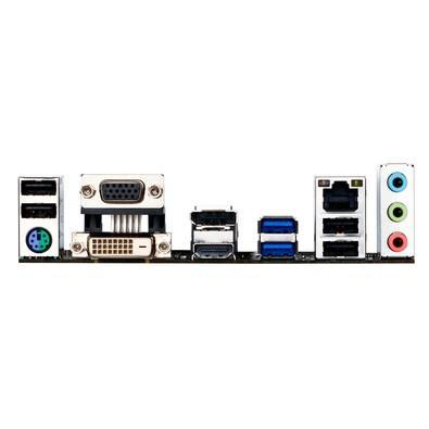 Placa-Mãe GIGABYTE p/ Intel LGA 1150 mATX GA-B85M-D3PH, DDR3, HDMI 4K, DVI, DualBIOS, SATA 6Gb/s, USB 3.0