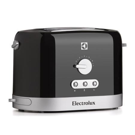 Electrolux Torradeira Easyline com 7 Níveis de Tostagem TOE11 Preto 220V