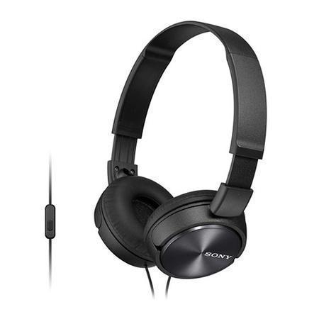 Headphone Sony MDR-ZX310AP Preto