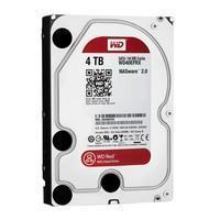 HD WD Red NAS, 4TB, 3.5´, SATA - WD40EFRX