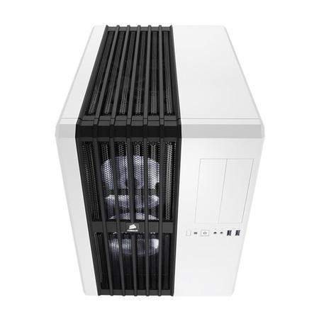 Gabinete Corsair Carbide Air 540 Artic White High Airflow CC-9011048-WW