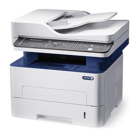 Impressora Multifuncional Monocromática Xerox WorkCentre Rede, Wi-Fi, A4, USB, 110V - 3215NIB
