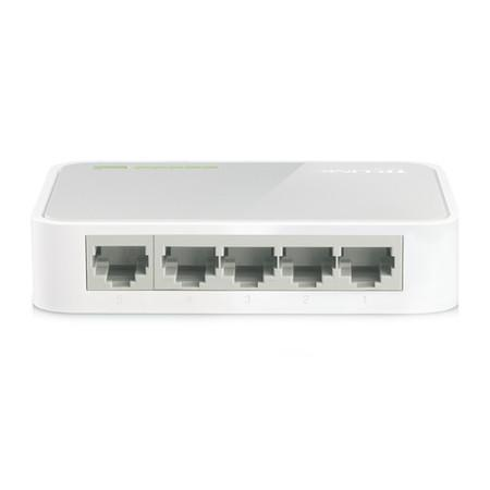 Switch 5 Portas TP-Link 10/100 Mbps TL-SF1005D