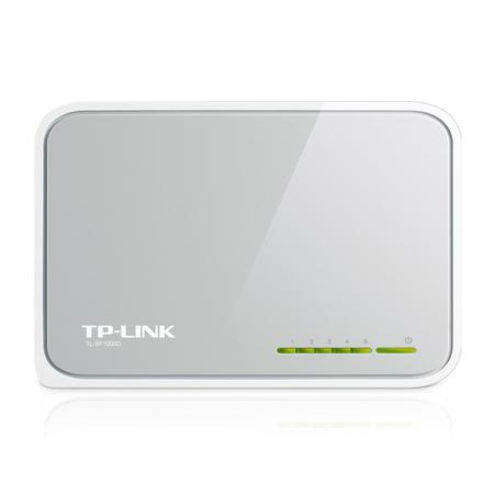 Switch 5 Portas TP-Link 10/100 Mbps TL-SF1005D