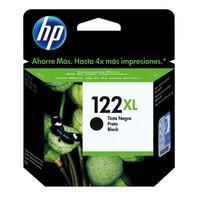 Cartucho de Tinta HP CH563HB Nº122XL Preto -REND480 PAG