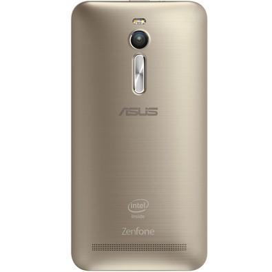 Smartphone Asus Zenfone 2, 16GB, 13MP, Tela 5.5´, Dourado - ZE551ML-6G543WW
